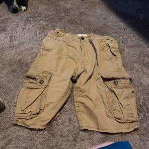 Aeropostale MENS Size 32 cargo shorts